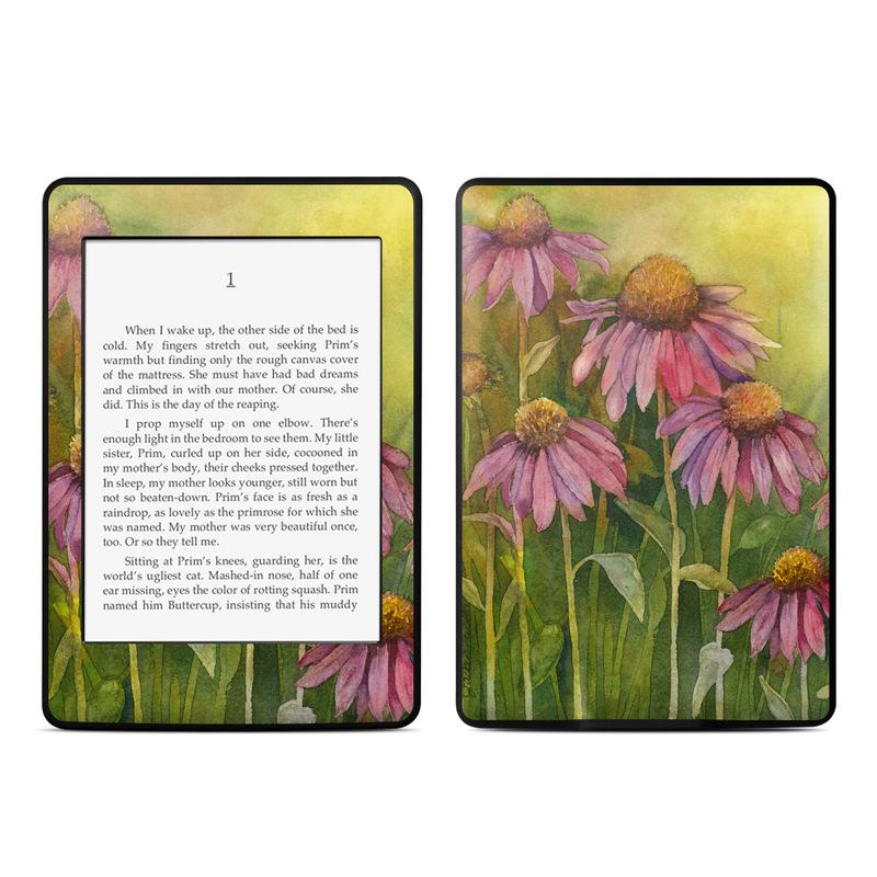 Prairie Coneflower Amazon Kindle Paperwhite Skin