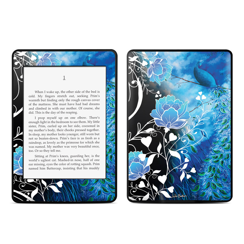 Peacock Sky Amazon Kindle Paperwhite Skin