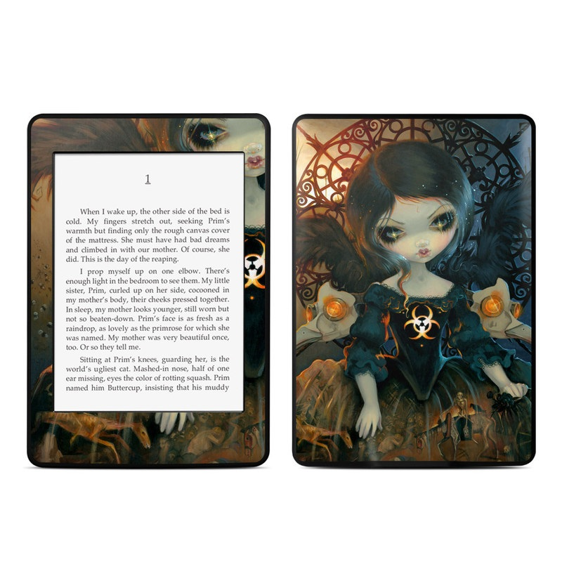 Pestilence Amazon Kindle Paperwhite Skin