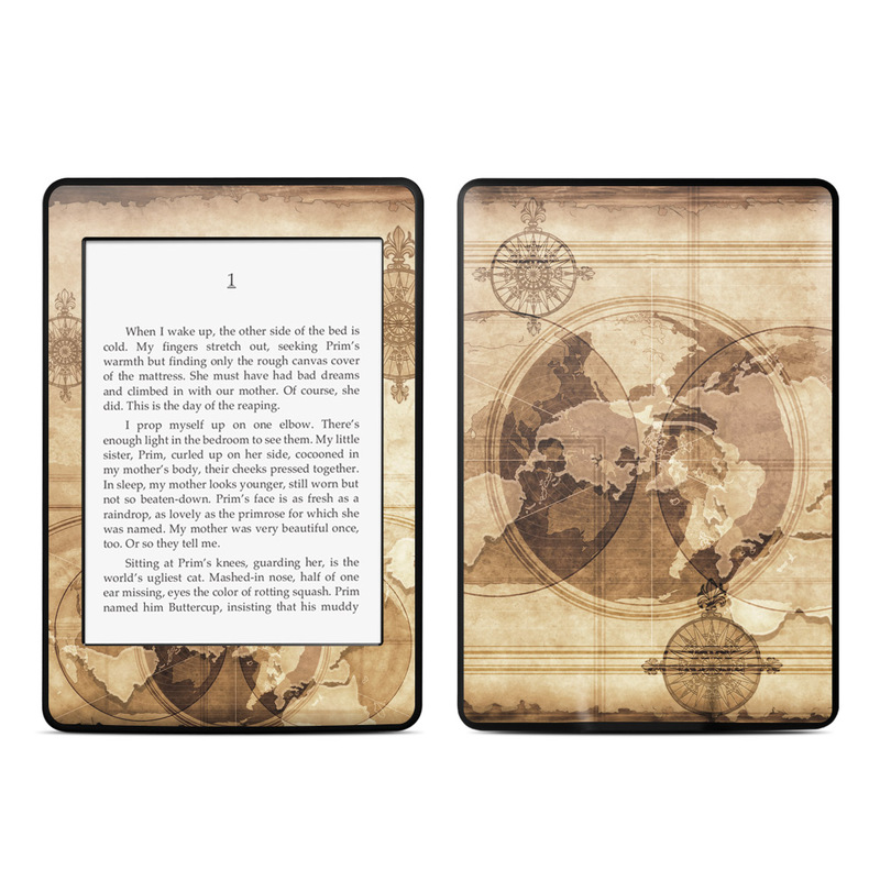 Quest Amazon Kindle Paperwhite Skin