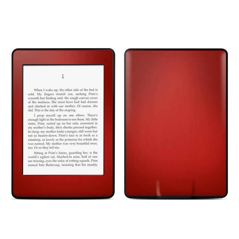 Red Burst Amazon Kindle Paperwhite Skin