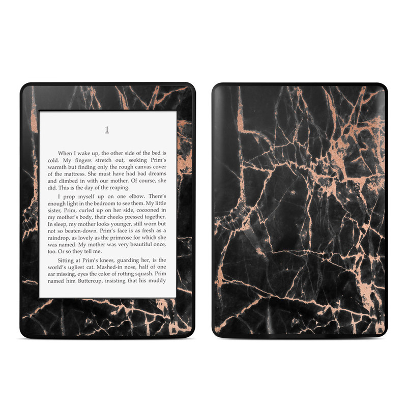 Rose Quartz Marble Amazon Kindle Paperwhite Skin