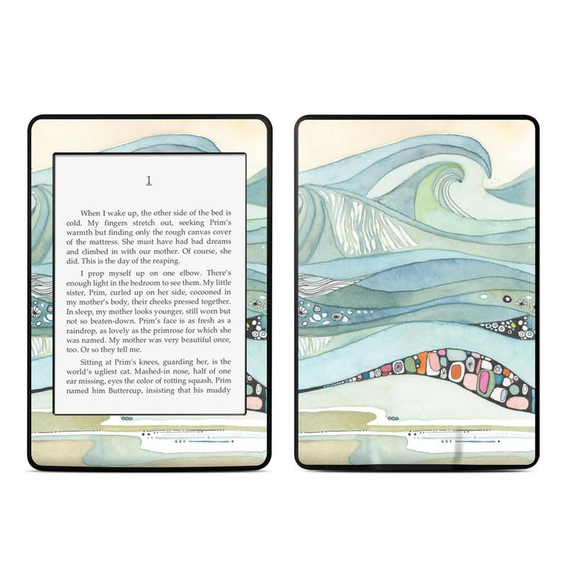 Sea of Love Amazon Kindle Paperwhite Skin