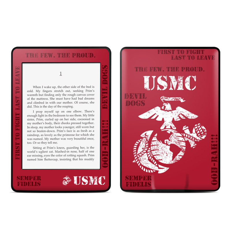 Semper Fi Amazon Kindle Paperwhite Skin