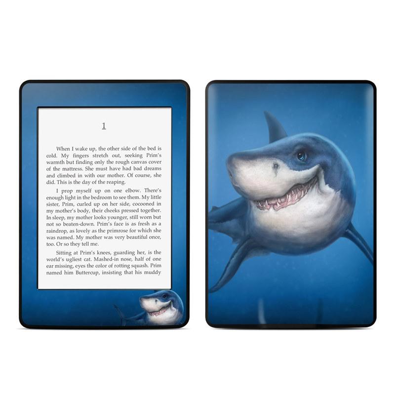 Shark Totem Amazon Kindle Paperwhite Skin