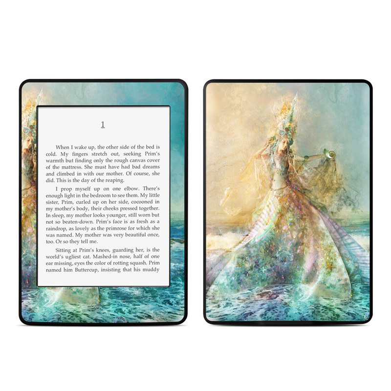 The Shell Maiden Amazon Kindle Paperwhite Skin
