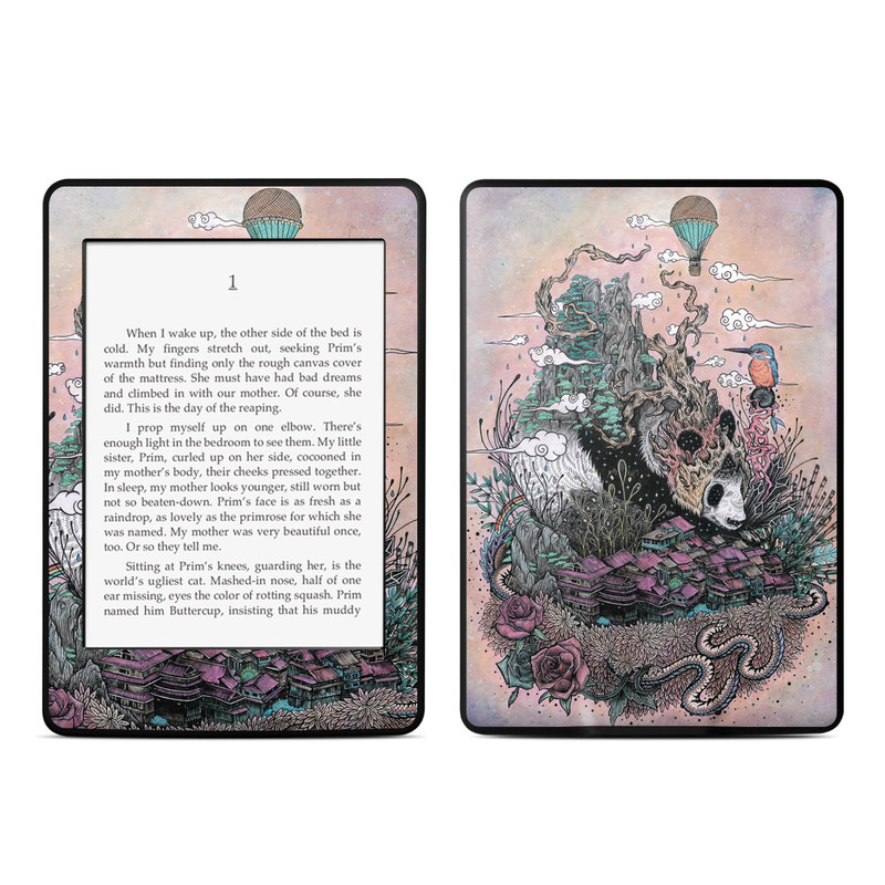 Sleeping Giant Amazon Kindle Paperwhite Skin