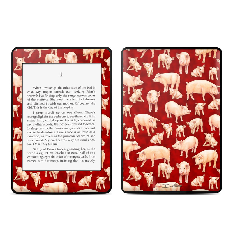 Some Pig Amazon Kindle Paperwhite Skin