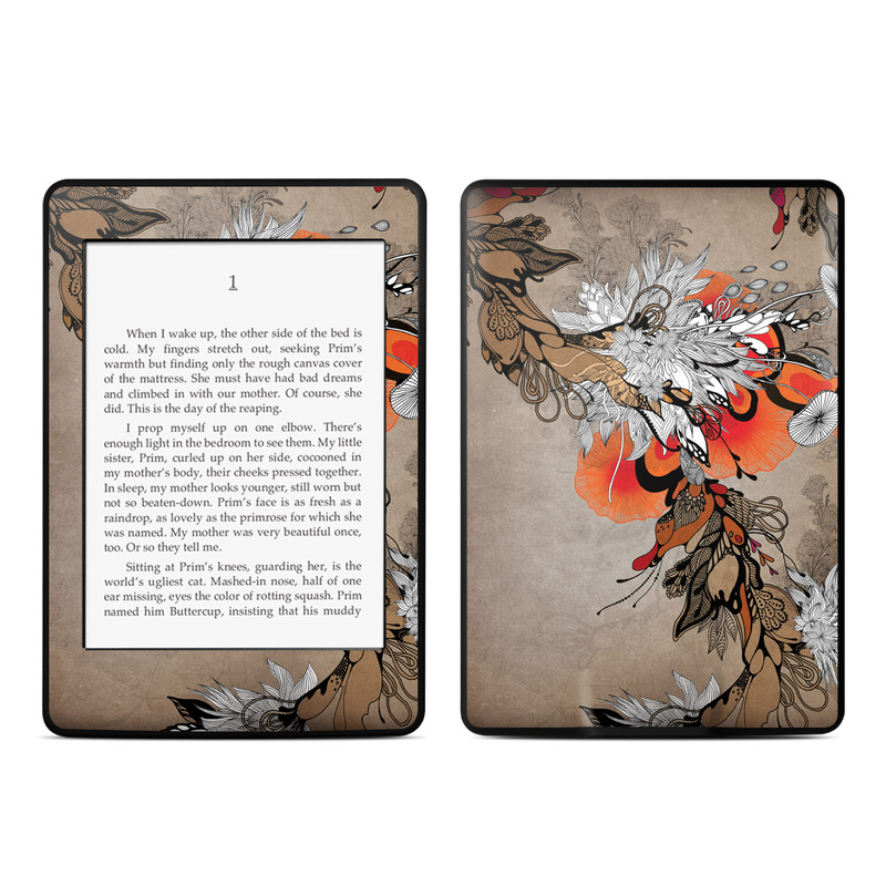 Sonnet Amazon Kindle Paperwhite Skin