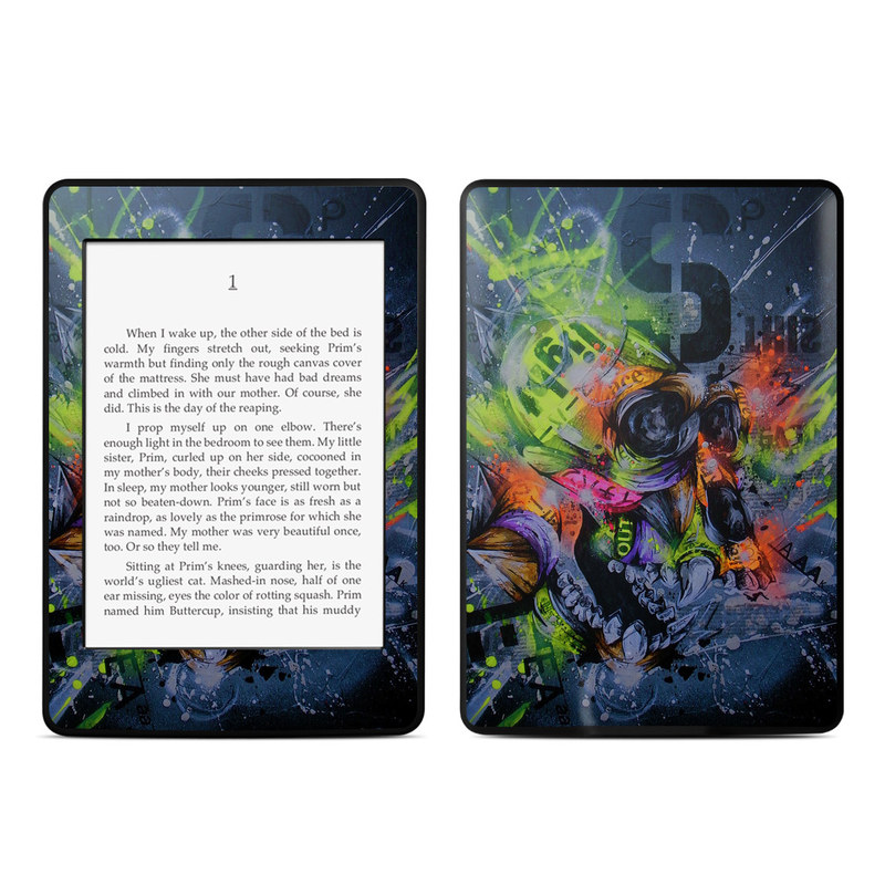 Speak Amazon Kindle Paperwhite Skin
