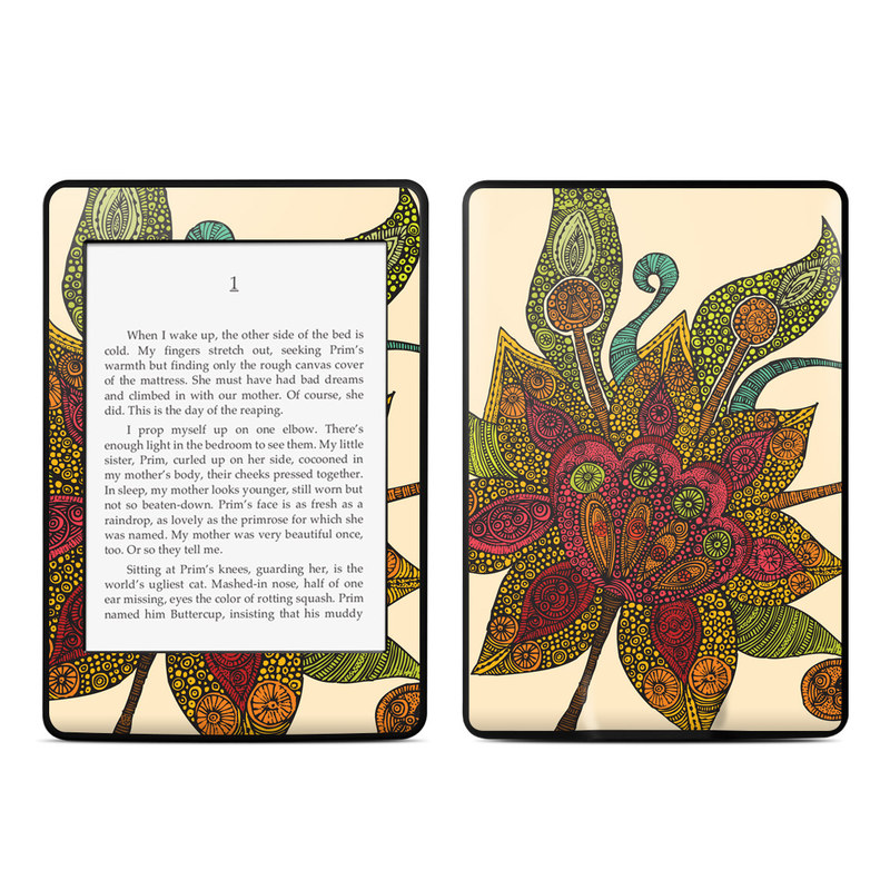 Spring Flower Amazon Kindle Paperwhite Skin