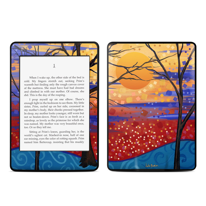 Sunset Moon Amazon Kindle Paperwhite Skin