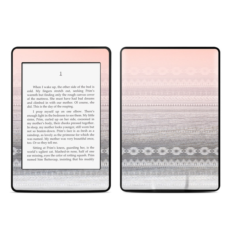 Sunset Valley Amazon Kindle Paperwhite Skin
