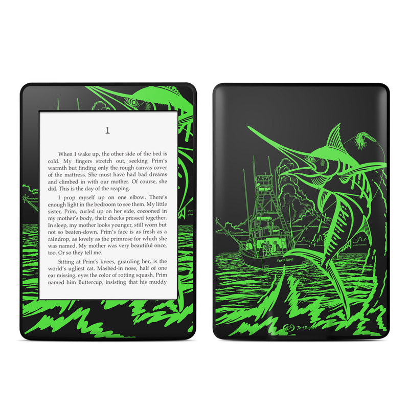 Tailwalker Amazon Kindle Paperwhite 3rd Gen Skin