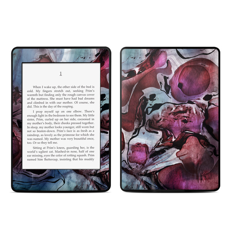 The Oracle Amazon Kindle Paperwhite Skin