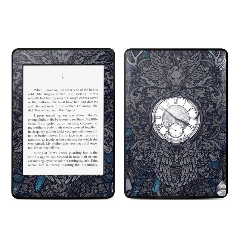 Time Travel Amazon Kindle Paperwhite Skin