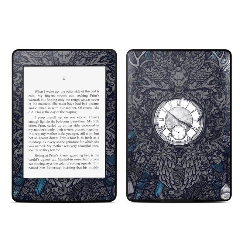 Time Travel Amazon Kindle Paperwhite Skin