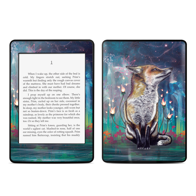 There is a Light Amazon Kindle Paperwhite Skin