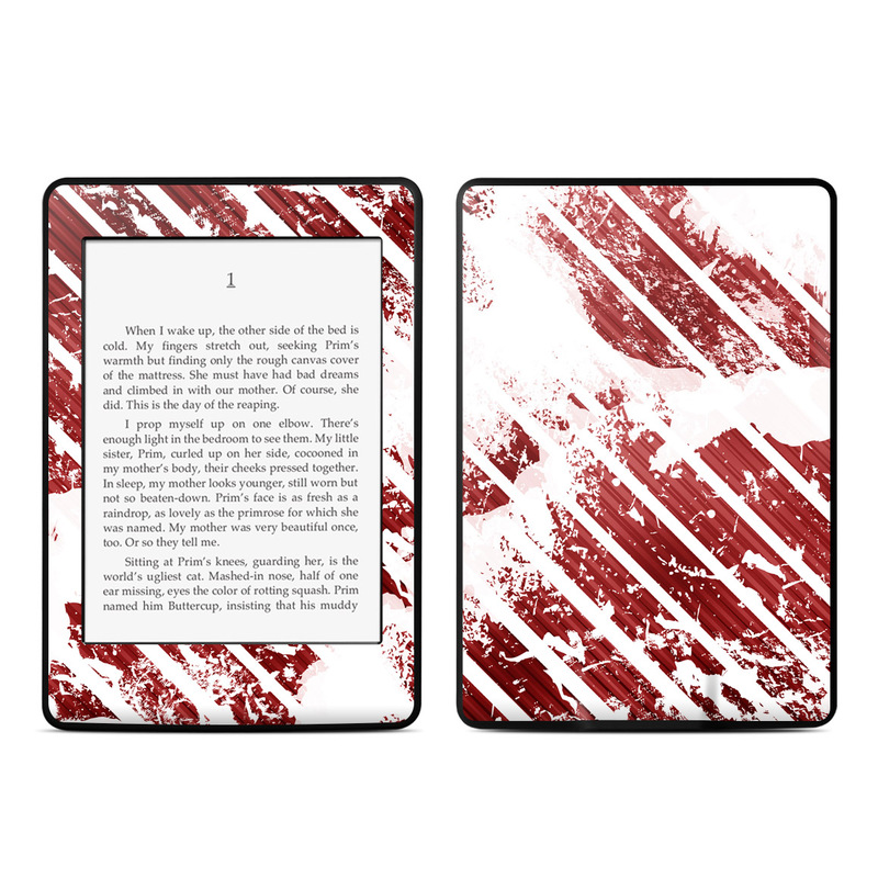 Torn Amazon Kindle Paperwhite Skin