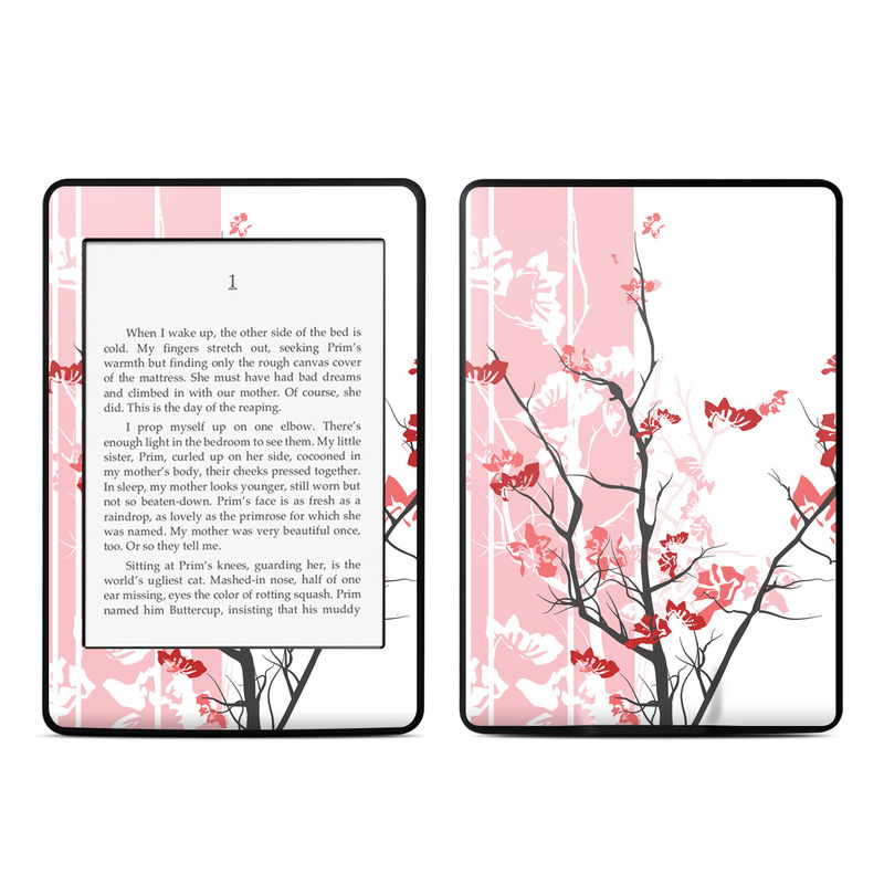 Pink Tranquility Amazon Kindle Paperwhite Skin