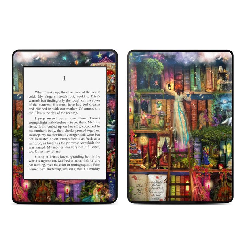 Treasure Hunt Amazon Kindle Paperwhite Skin