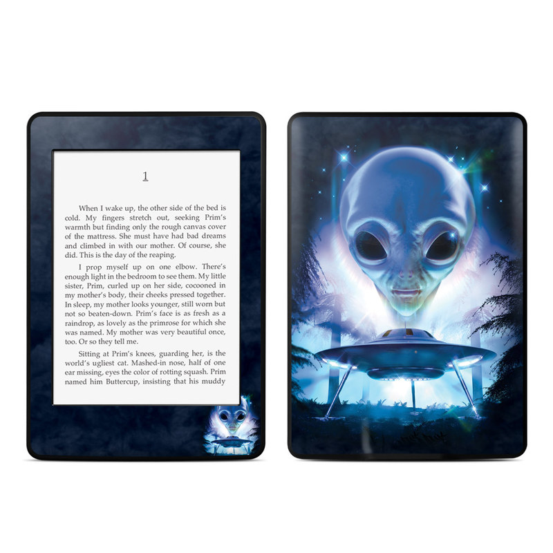 UFO Amazon Kindle Paperwhite Skin