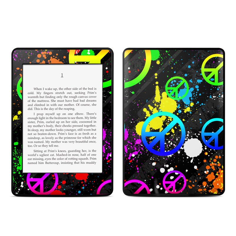 Unity Amazon Kindle Paperwhite 3rd Gen Skin