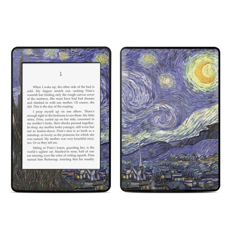 Starry Night Amazon Kindle Paperwhite 3rd Gen Skin