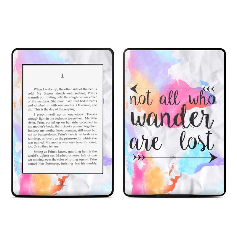 Wander Amazon Kindle Paperwhite Skin