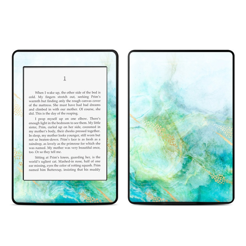 Winter Marble Amazon Kindle Paperwhite Skin