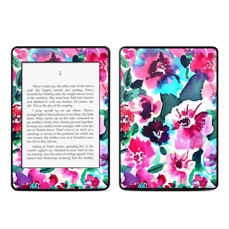 Zoe Amazon Kindle Paperwhite Skin