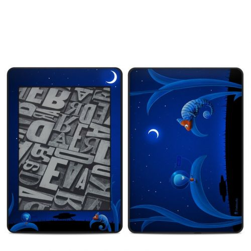 Alien and Chameleon Amazon Kindle Paperwhite 4th Gen Skin