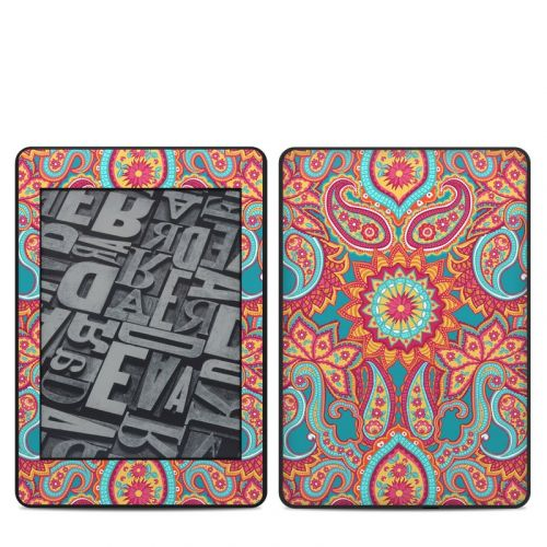 Carnival Paisley Amazon Kindle Paperwhite 4th Gen Skin