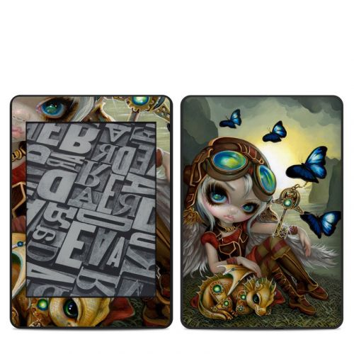 Clockwork Dragonling Amazon Kindle Paperwhite 4th Gen Skin