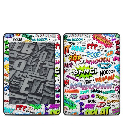 Comics Amazon Kindle Paperwhite 4th Gen Skin