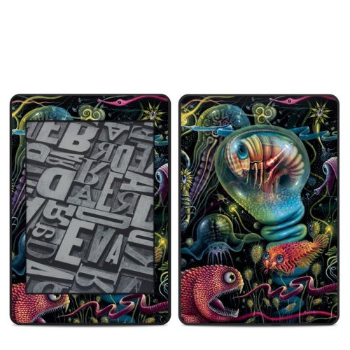 Creatures Amazon Kindle Paperwhite 4th Gen Skin