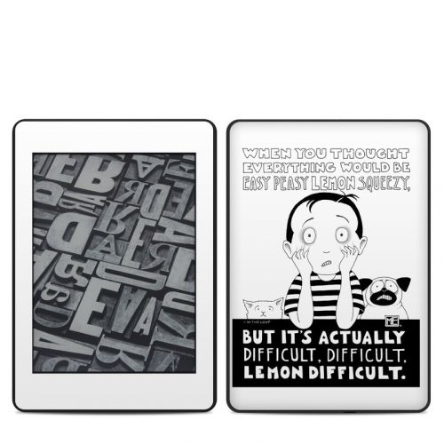 Easy Peasy Amazon Kindle Paperwhite 4th Gen Skin