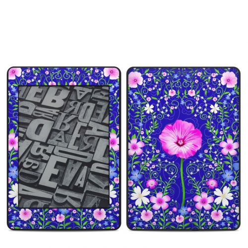 Floral Harmony Amazon Kindle Paperwhite 4th Gen Skin