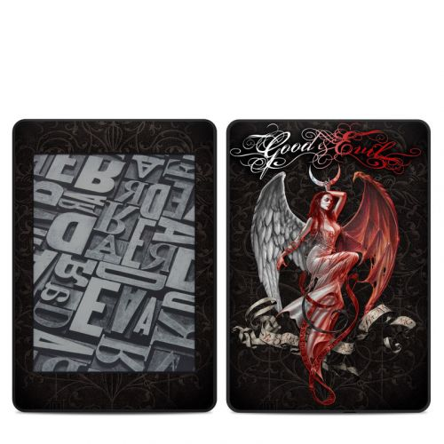 Good and Evil Amazon Kindle Paperwhite 4th Gen Skin