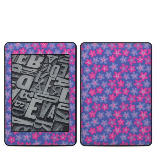 Hibiscus Amazon Kindle Paperwhite 4th Gen Skin