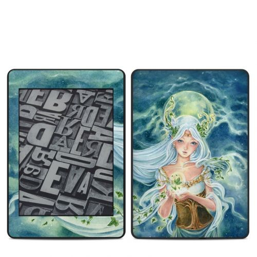 Ivy Goddess Amazon Kindle Paperwhite 4th Gen Skin