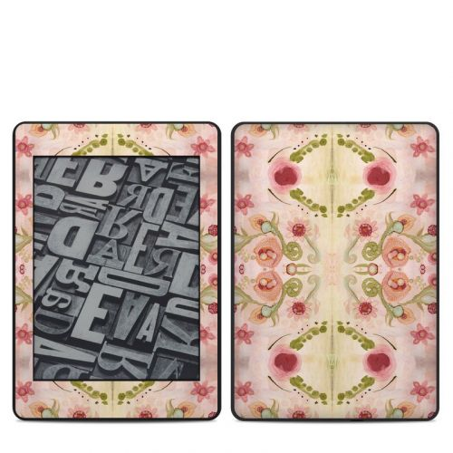 Kali Floral Amazon Kindle Paperwhite 4th Gen Skin