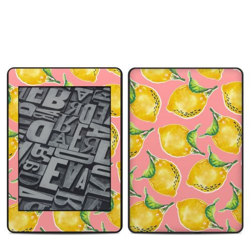 Lemon Amazon Kindle Paperwhite 4th Gen Skin