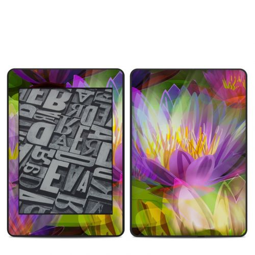 Lily Amazon Kindle Paperwhite 4th Gen Skin