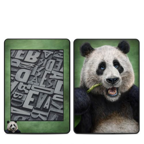 Panda Totem Amazon Kindle Paperwhite 4th Gen Skin