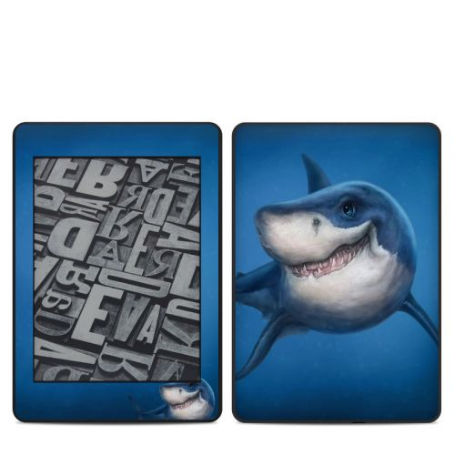 Shark Totem Amazon Kindle Paperwhite 4th Gen Skin