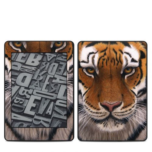 Siberian Tiger Amazon Kindle Paperwhite 4th Gen Skin