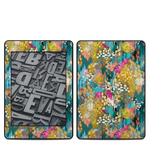 Sweet Talia Amazon Kindle Paperwhite 4th Gen Skin