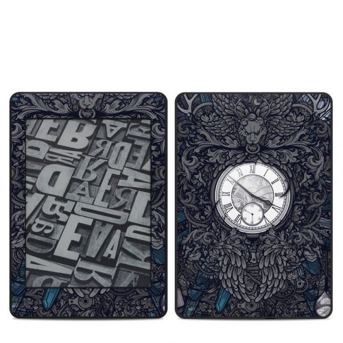 Time Travel Amazon Kindle Paperwhite 4th Gen Skin