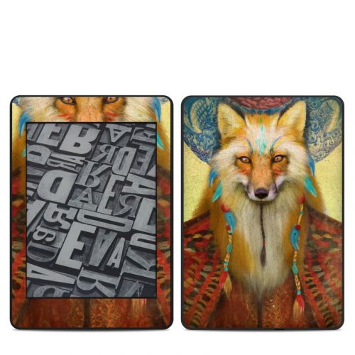 Wise Fox Amazon Kindle Paperwhite 4th Gen Skin